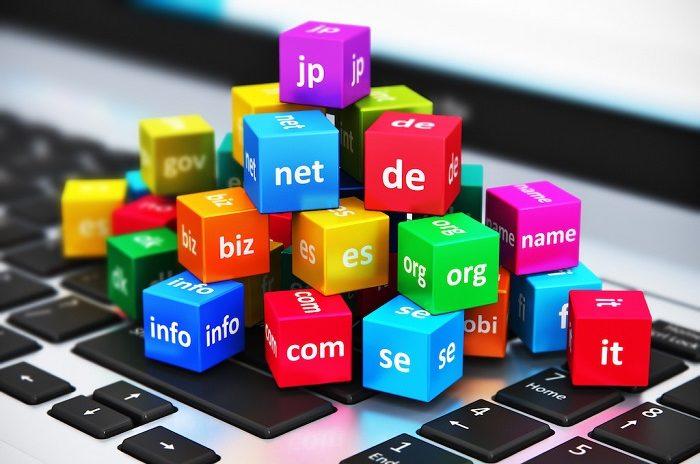 Доменные наименования сайтов